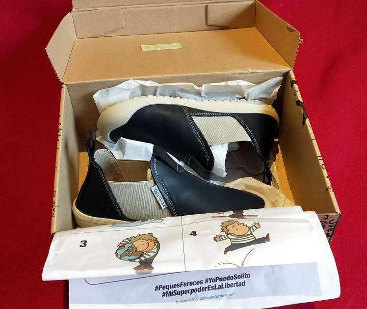 Imagen zapato feroz nuevas