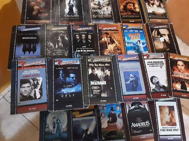 Imagen producto Colección Grandes Éxitos del cine  1