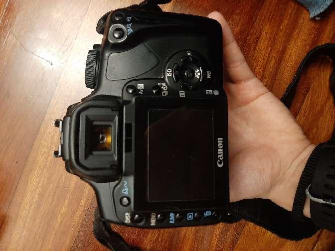 Imagen producto Cámara fotos Canon 400D 2