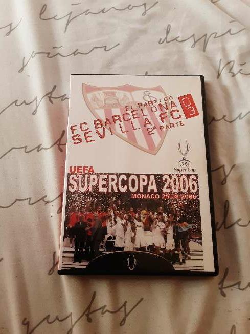 Imagen producto Colección Dvds del Sevilla F.C 2