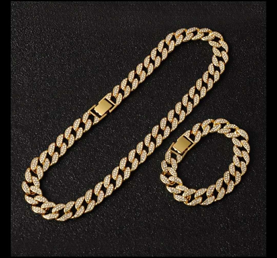 Imagen Pack de pulsera más cadena
