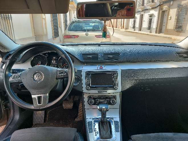 Imagen producto Coche wolswagen passat cc 9