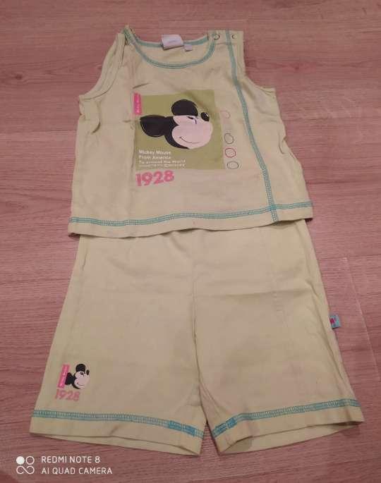 Imagen Conjunto Disney Mickey Mouse 12-18 meses