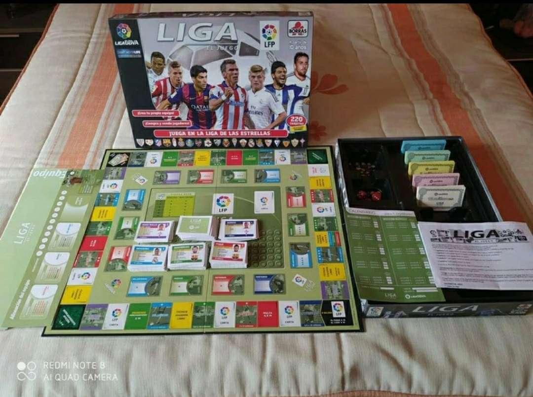 Imagen Liga el juego