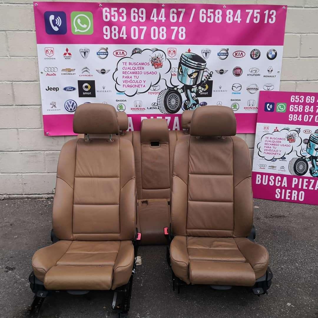 Imagen Juego de asientos bmw 530 e60 pack m año 2010