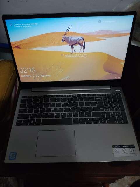 Imagen Vendo notebook lenovo