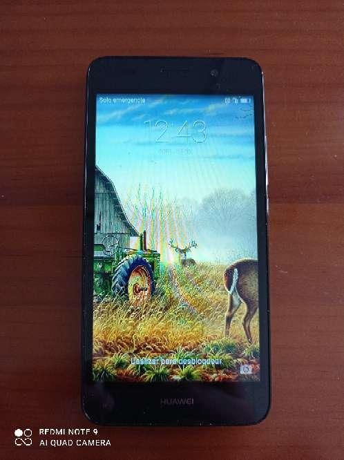 Imagen móvil Huawei SCL L01