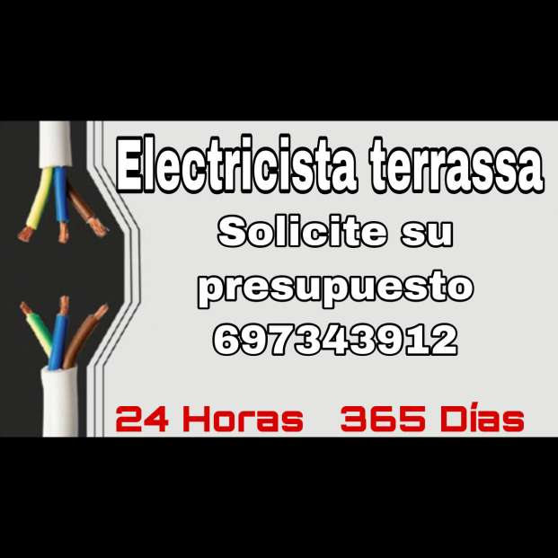 Imagen Electricista TERRASSA