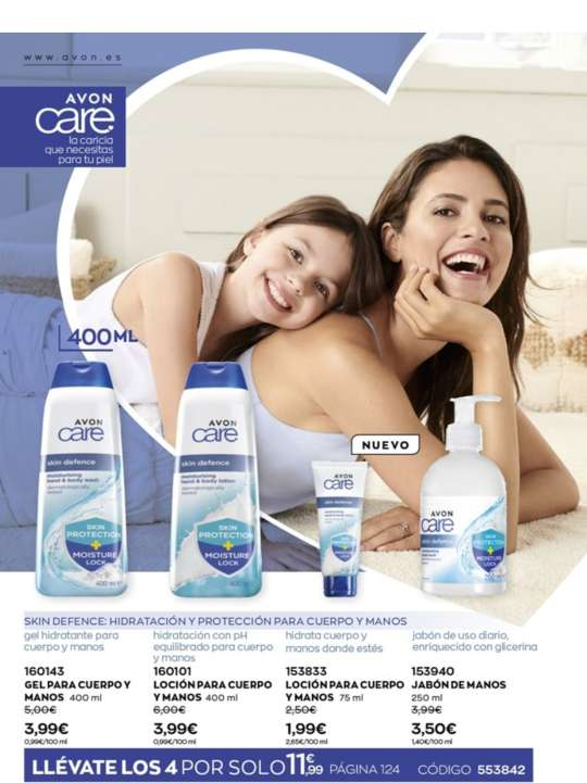 Imagen producto Cremas para chicas  7