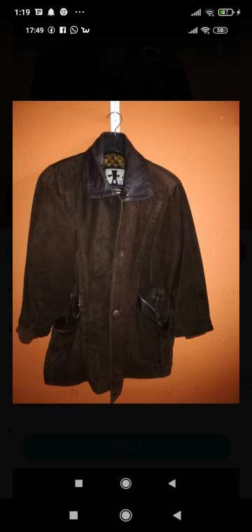 Imagen chaqueta unidex