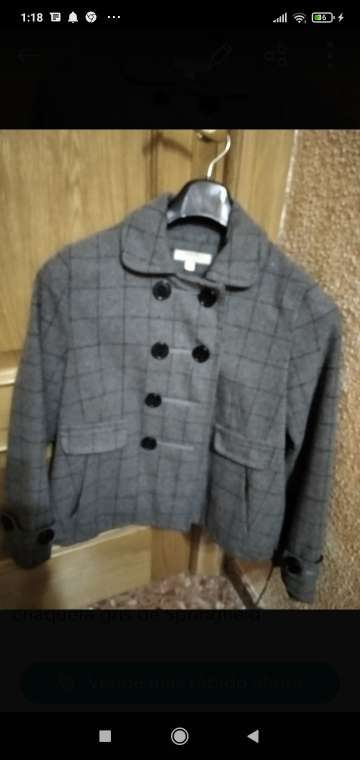 Imagen chaqueta señora