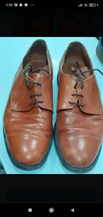 Imagen zapatos caballero de vestir