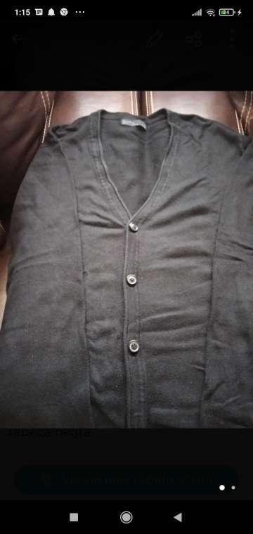 Imagen chaqueta de punto caballero