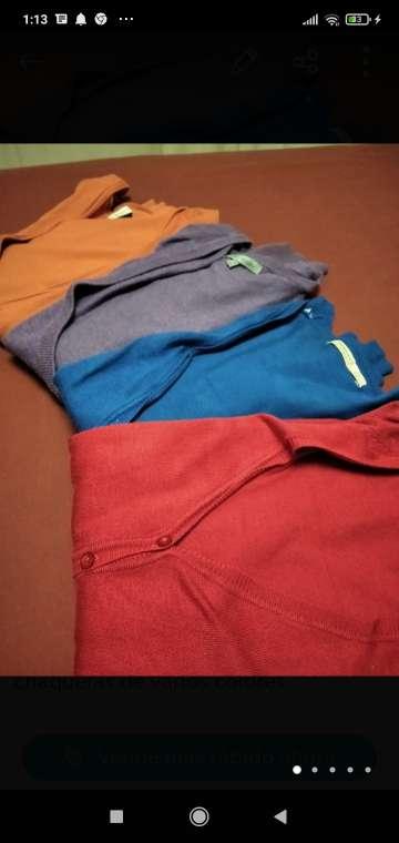 Imagen chaquetas de punto de señora