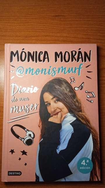Imagen Libro De Mónica Morán /Monismurf