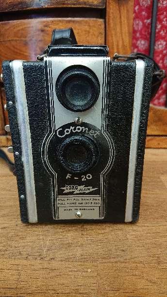 Imagen cámara antigua coronet (OFERTA)