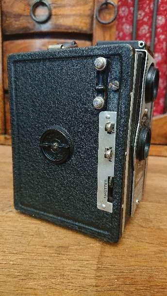Imagen producto Cámara antigua coronet (OFERTA)  2