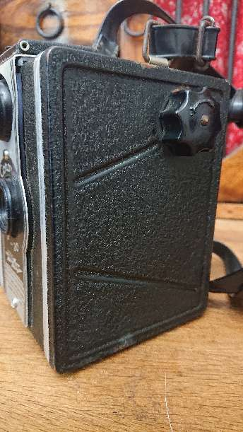 Imagen producto Cámara antigua coronet (OFERTA)  3