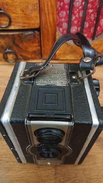 Imagen producto Cámara antigua coronet (OFERTA)  4