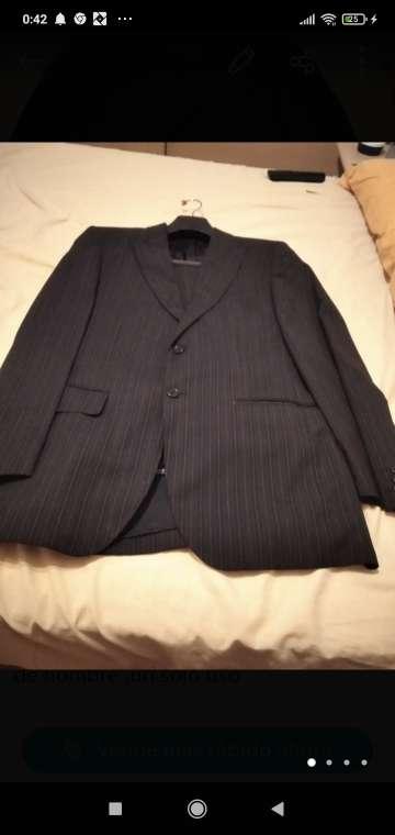 Imagen traje chaqueta de chico