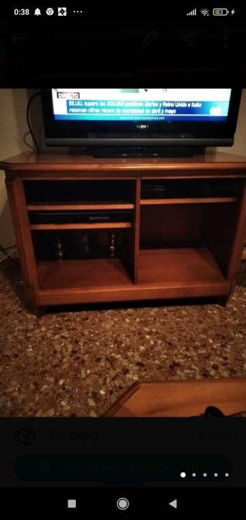 Imagen mueble para televisión