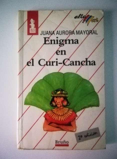 Imagen Enigma en el Curi-Cancha