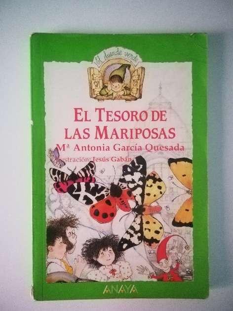 Imagen El tesoro de las mariposas