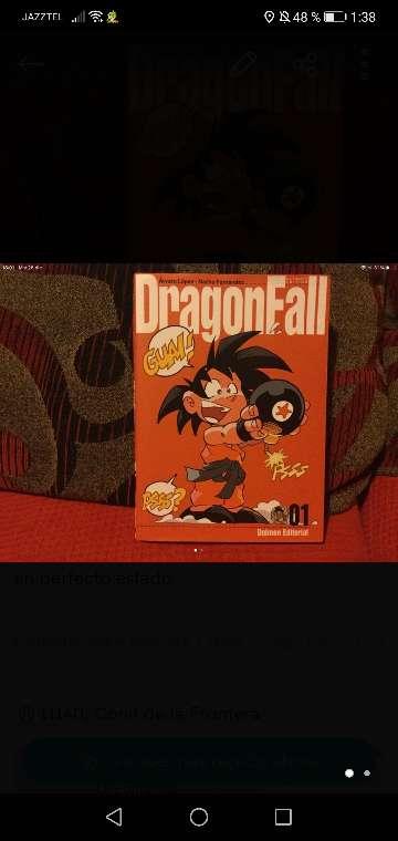 Imagen producto Dragon fall 1