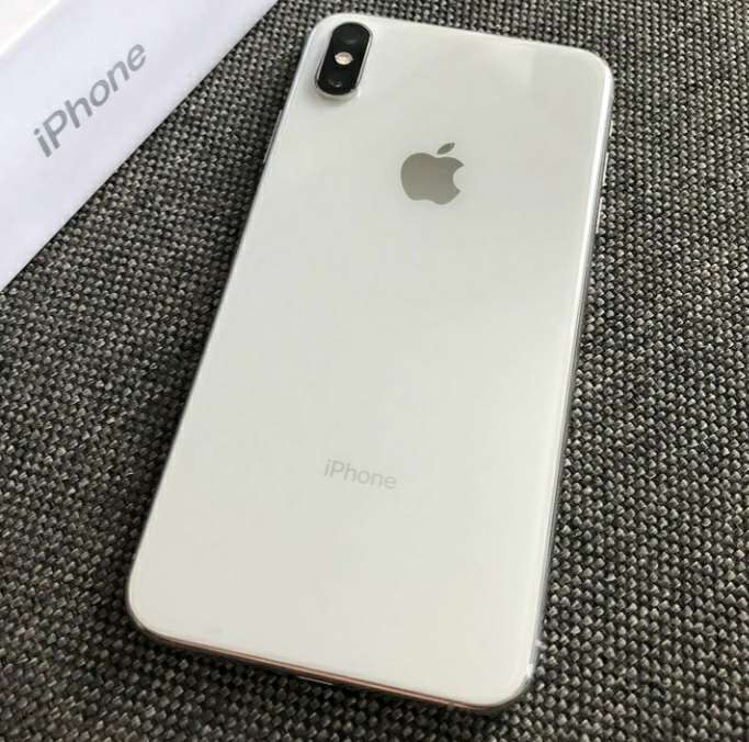 Imagen IPhone XS Max, 64GB, Silver
