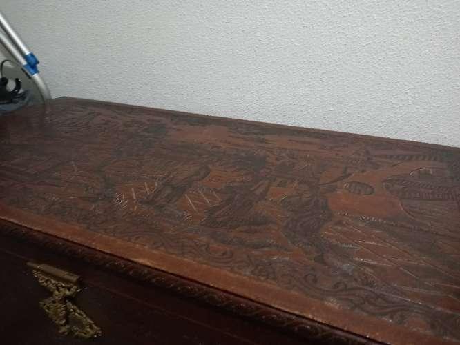 Imagen producto Baúl de madera  3