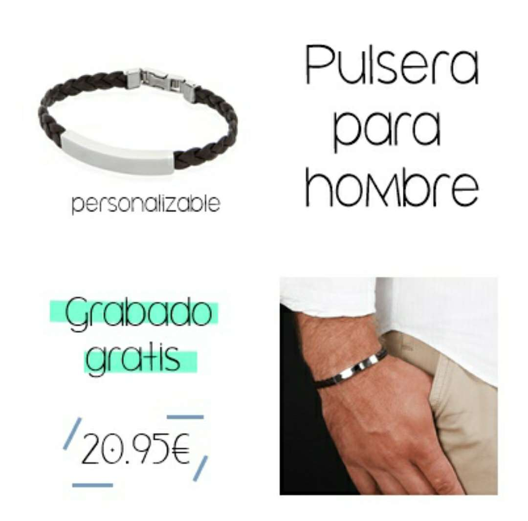 Imagen pulsera de hombre
