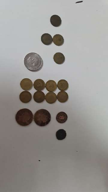 Imagen producto Monedas antiguas 1