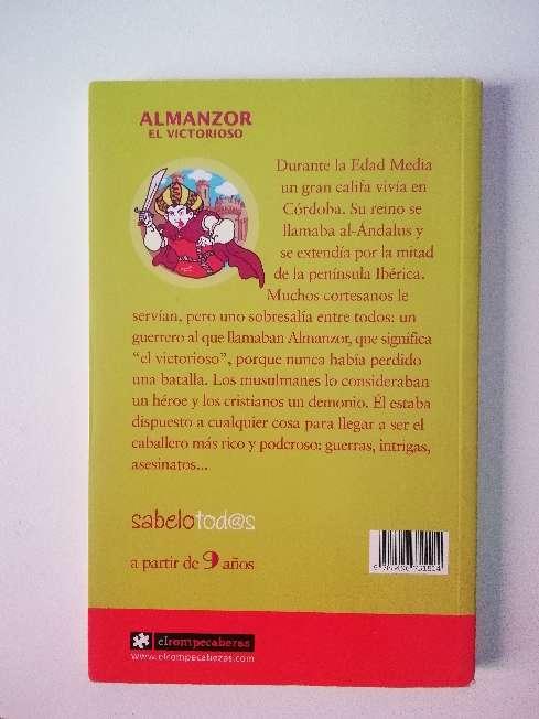Imagen producto Almanzor el victorioso 2
