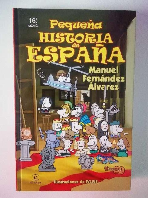 Imagen Pequeña historia de España