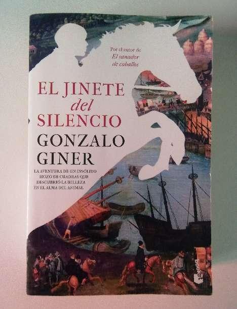 Imagen El jinete del silencio