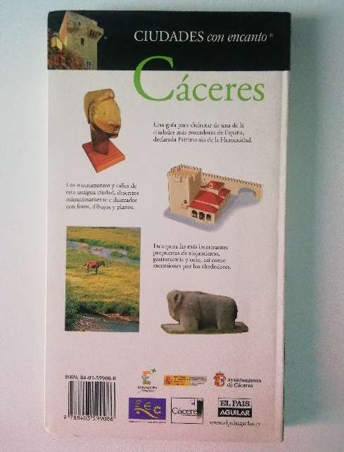 Imagen producto Cáceres Ciudades con encanto 2
