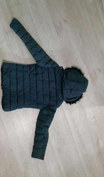 Imagen producto Abrigo Azul (Easy Wear) 2