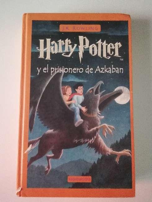 Imagen producto Harry Potter y el prisionero de Azkaban 1