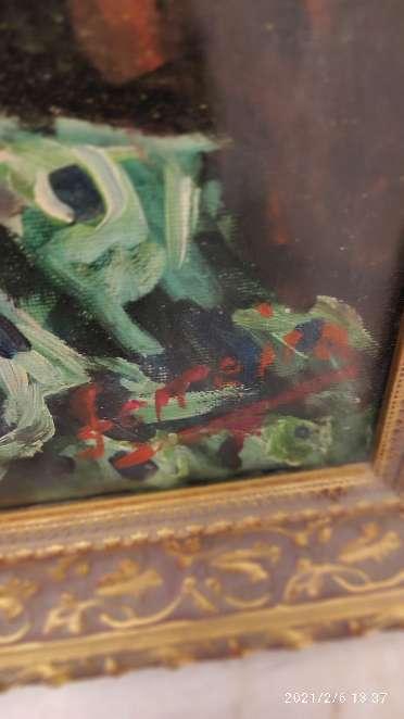 Imagen producto Cuadro pintado al oleo sobre lienzo por Fernando Carrasco Ferreira 7