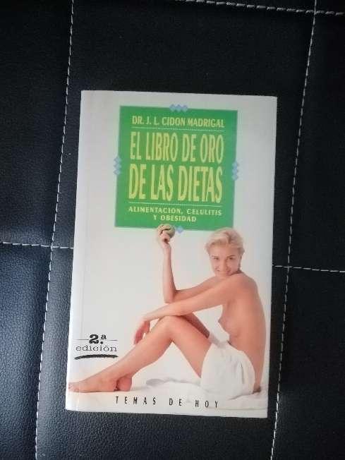 Imagen El libro de oro de las dietas