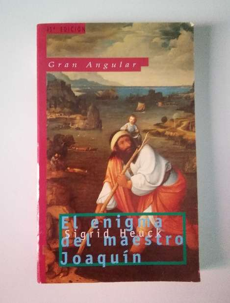 Imagen El enigma del maestro Joaquín