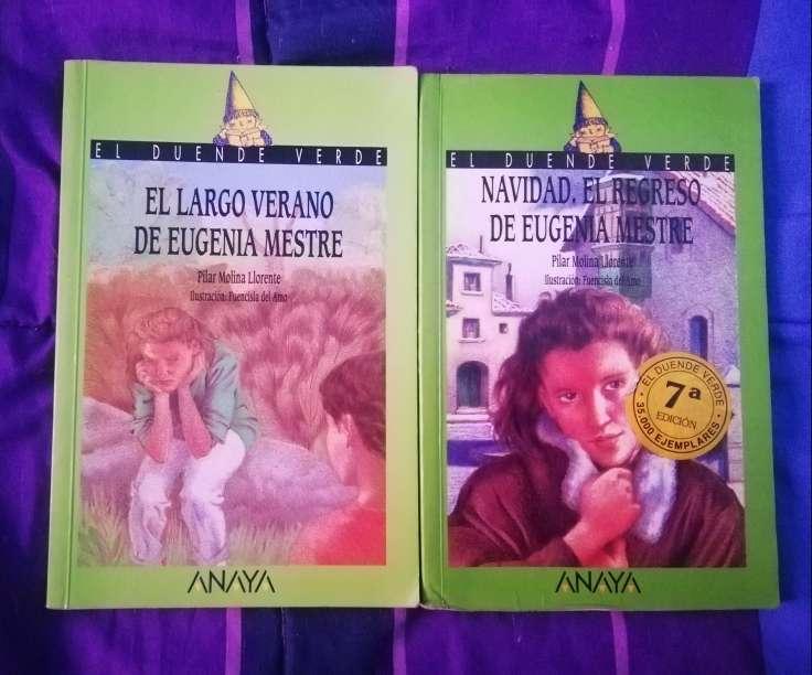Imagen El largo verano de Eugenia Mestre + Navidad, el regreso de Eugenia Mestre