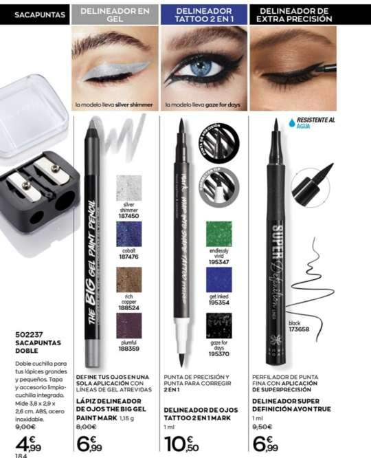 Imagen producto Maquillaje de pestañas  7