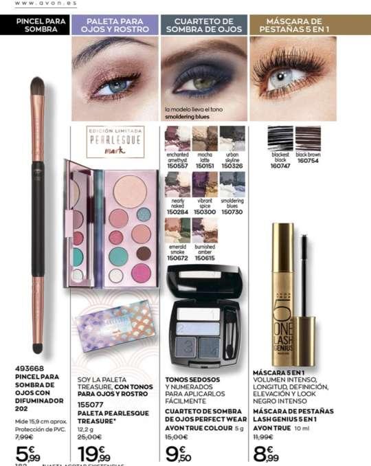 Imagen producto Maquillaje de pestañas  8