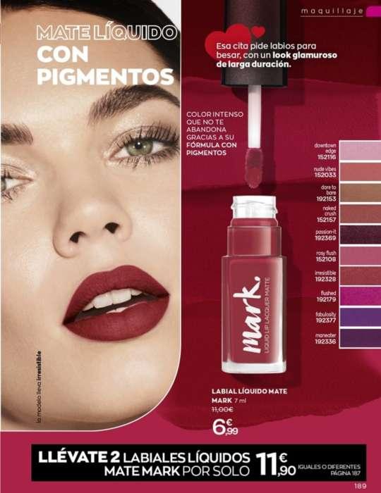 Imagen producto Maquillaje de pestañas  3