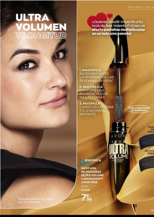 Imagen producto Maquillaje de pestañas  6