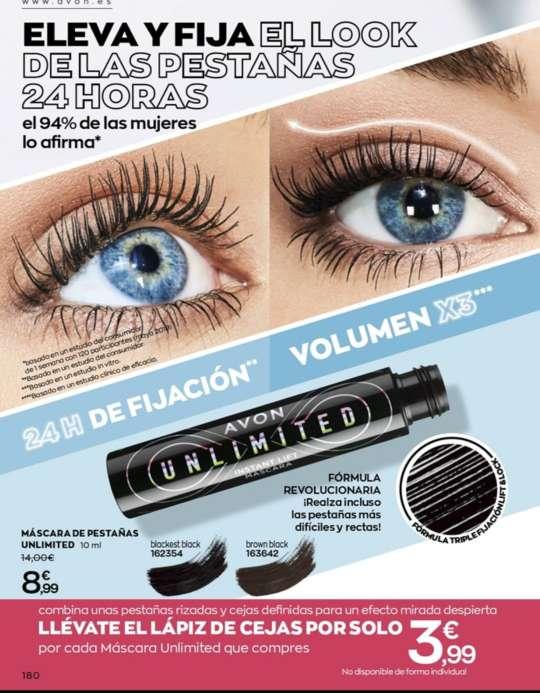 Imagen producto Maquillaje de pestañas  10