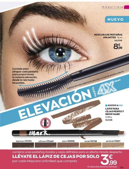 Imagen producto Maquillaje de pestañas  9