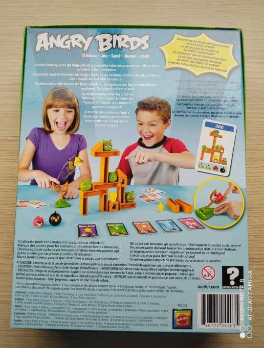 Imagen Juego Angry Birds