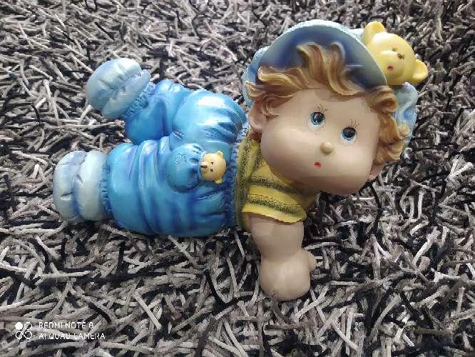 Imagen Figura / Hucha de bebé de 25 cm
